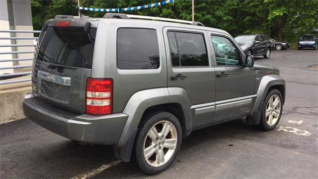 Amazing Pre Owned 2012 Jeep Liberty Limited Jet Edition