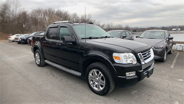 Pre-Owned 2010 Ford Explorer Sport Trac Limited