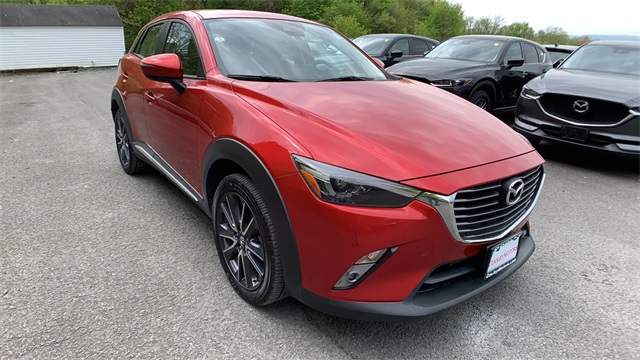 Pre-Owned 2018 Mazda CX-3 Grand Touring W/NAVIGATION SYSTEM