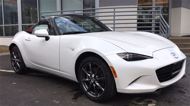 New 2018 Mazda Miata Grand Touring W/ NAVIGATION SYSTEM
