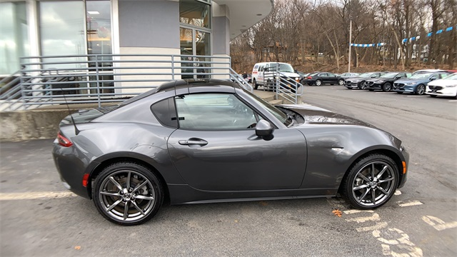 pre-owned 2017 mazda miata rf grand touring 2d coupe in rensselaer