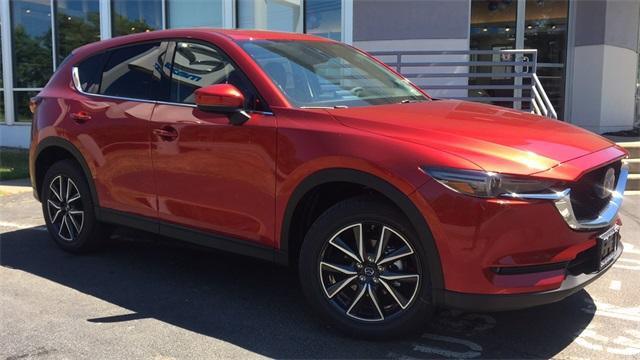 New 2018 Mazda CX-5 Grand Touring