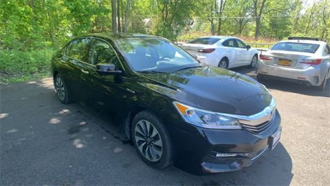 Pre-Owned 2017 Honda Accord Hybrid EX-L