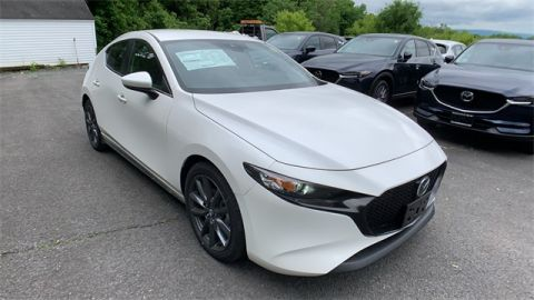 New 2019 Mazda3 Preferred Package