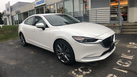 New 2018 Mazda6 Grand Touring Reserve