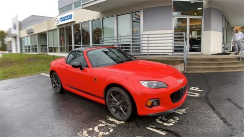 Pre-Owned 2014 Mazda Miata Club